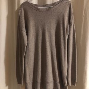 Old Navy Large Tan Sweater